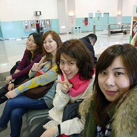 4個NICE的人同遊日本真開心