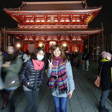 跟小3繼上次英國行, 隔了2年才又有機會一起遊日本