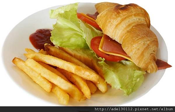 經典大牛角堡(Classics croissants)