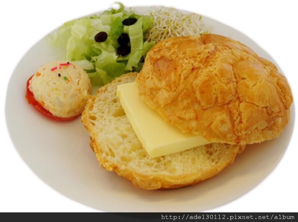 黃金丹麥波羅油(Gold melon Bread)