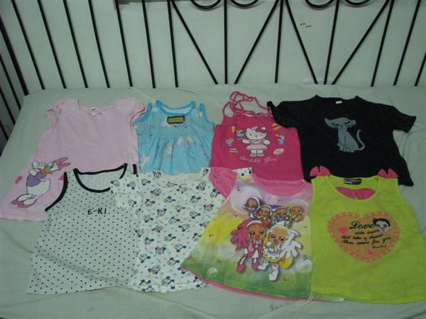(V組)3-4才女寶寶可穿