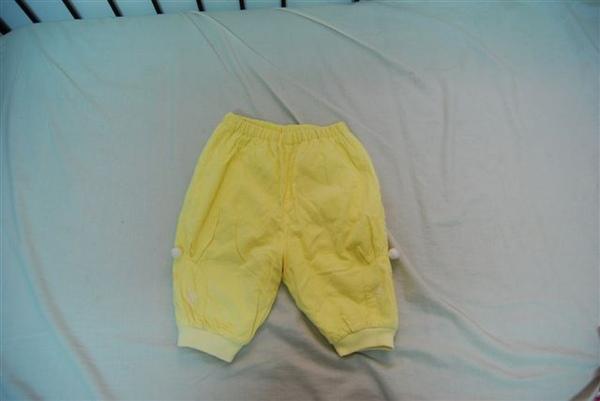 0-6M鋪棉長褲(20元)(己出清)