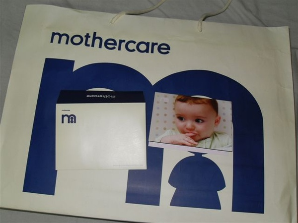 (n)寶寶衣~全新mothercare禮盒(圖四)