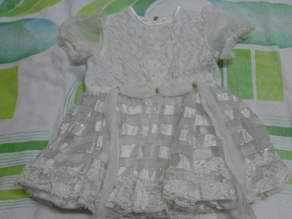 (o)小花童/小伴娘/小新娘衣服(一件長的,一件短的)圖二