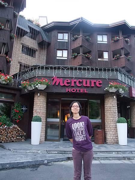 早上的飯店2
