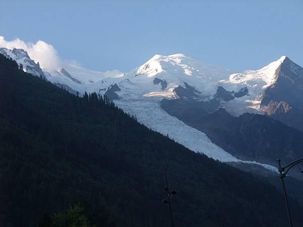 美麗的山峰1