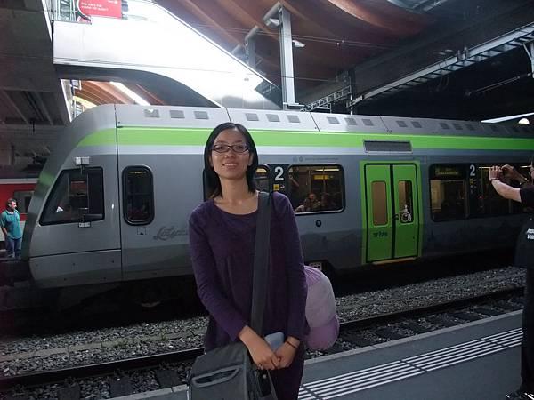 伯恩火車站
