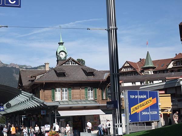 火車停靠站