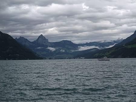 琉森遊湖景色4