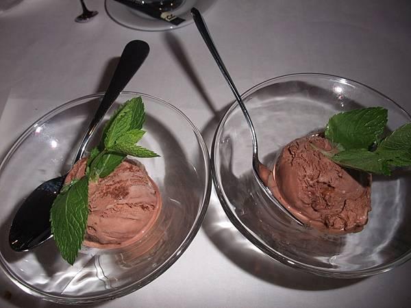 船上的冰淇淋