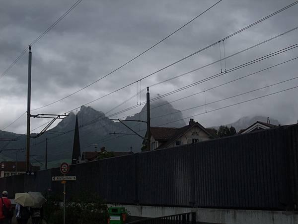 Brunnen火車站