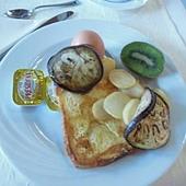 飯店內早餐1