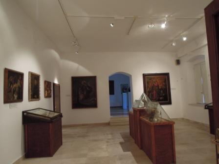 博物館內2