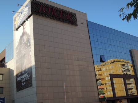 Joker shopping mall