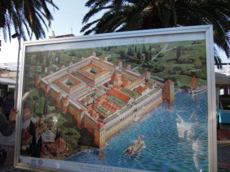 戴奧克里先皇宮原始樣貌