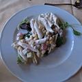 午餐-義大利麵沙拉