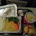 港龍航空飛機餐