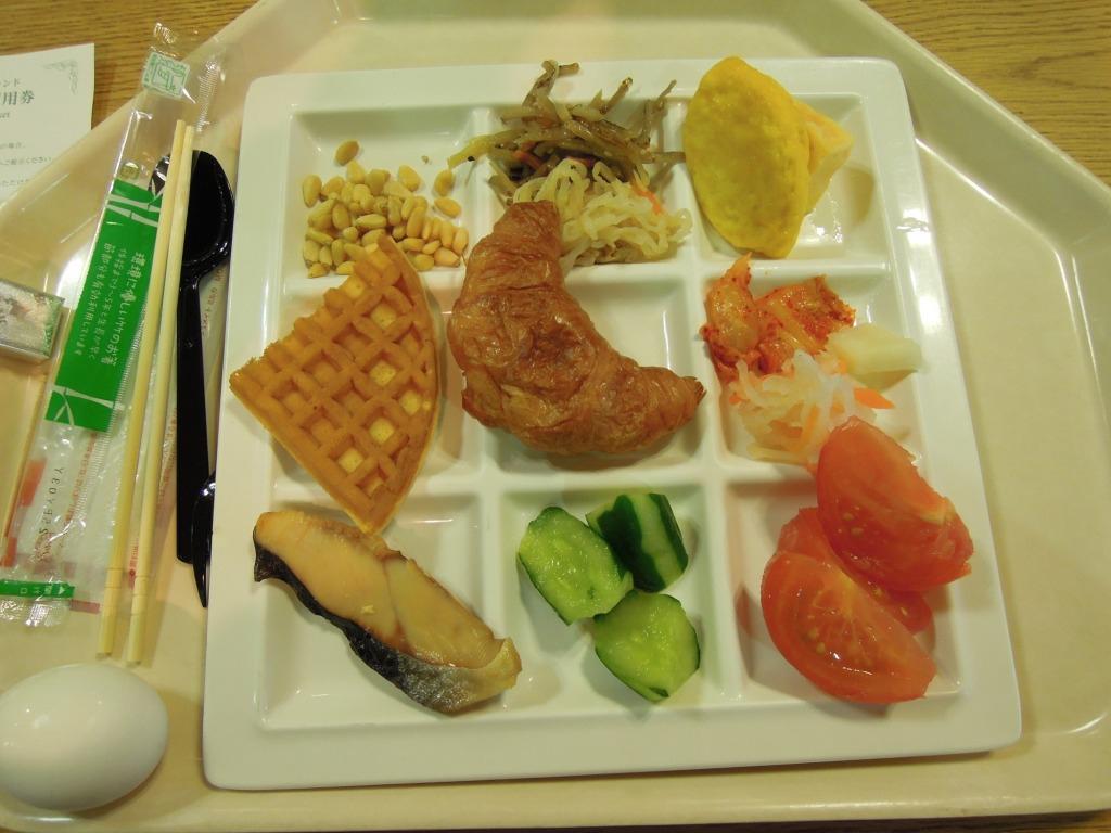 阿蘇農莊早餐