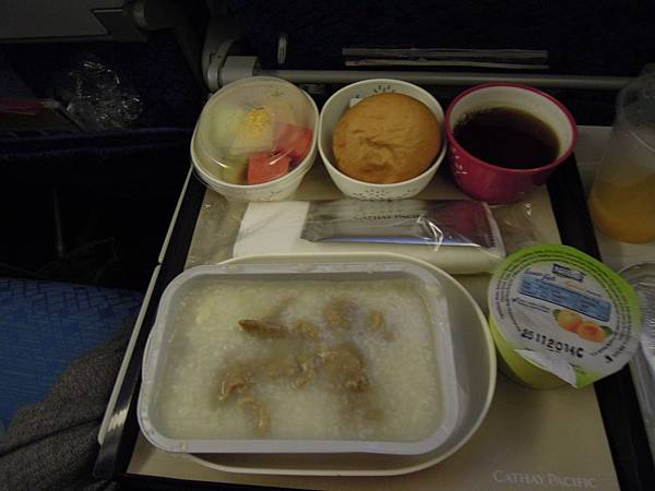 飛米蘭之飛機餐