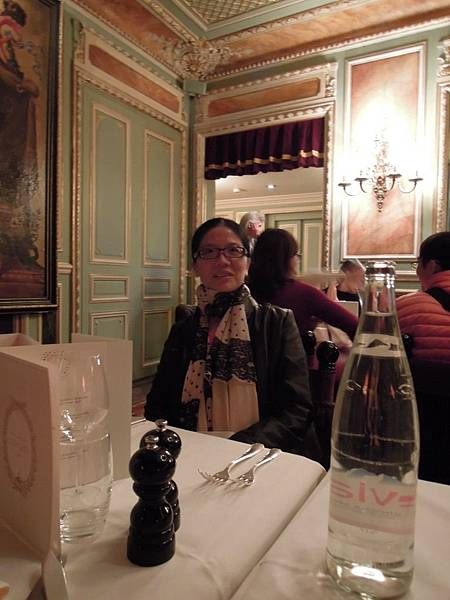 百年老店晚餐