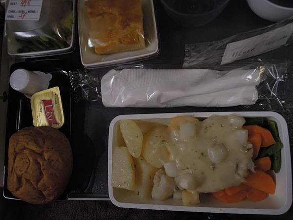往米蘭之飛機餐.JPG