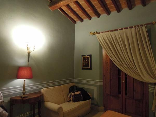 IL PICCOLO CASTELLO飯店房間 (1).JPG