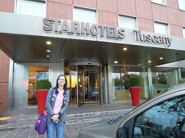 STARHOTELS TUSCANY飯店 (1).JPG