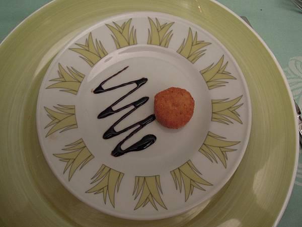 波西塔諾LE AGAVI飯店晚餐餐點 (1).JPG