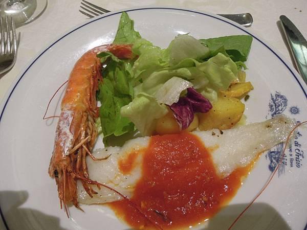 羅馬晚餐餐點 (2).JPG