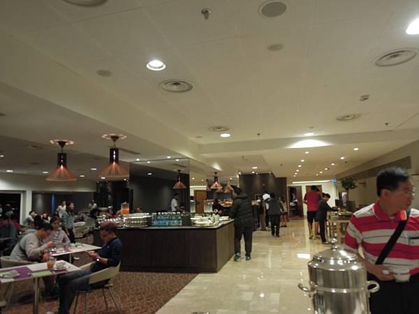 SHERATON飯店早餐 (1).JPG