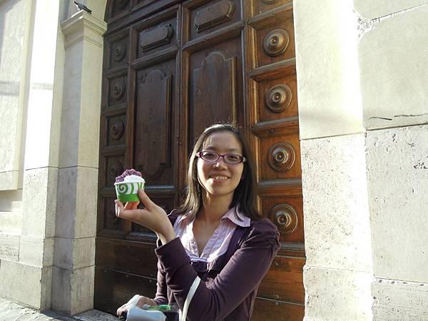 西班牙廣場旁之冰淇淋 (1).JPG