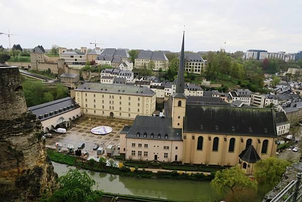 盧森堡大公殿宮殿舊址3.JPG