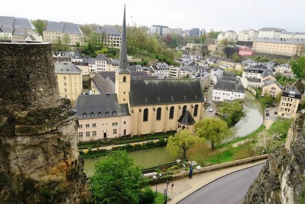 盧森堡大公殿宮殿舊址7.JPG