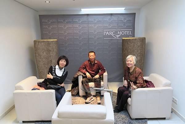 PARC HOTEL ALVISSE飯店19.JPG