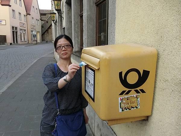 洛登堡郵筒.JPG