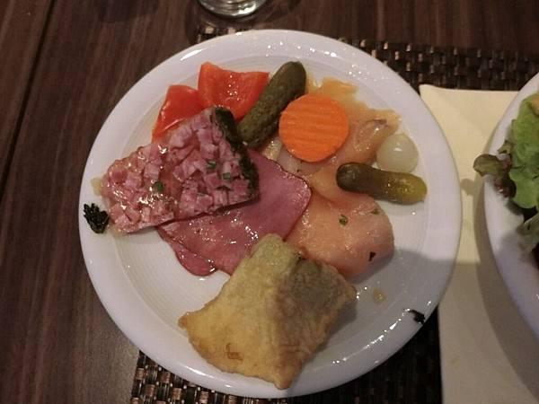 Mercure Hotel Koblenz晚餐 (2).JPG