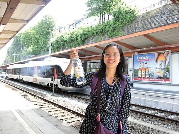 Koln Hbf火車站 (3).JPG