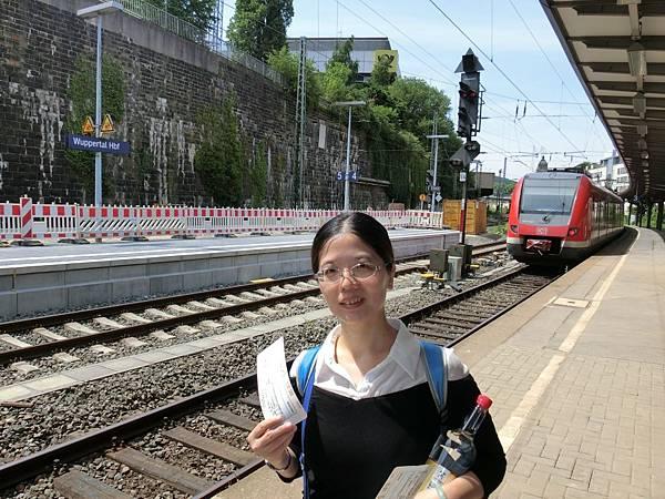 Koln Hbf火車站 (9).JPG