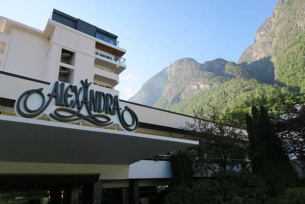 ALEXANDRA飯店門口 (4).JPG