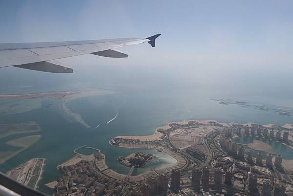 飛往塞薩洛尼基之窗外景色 (1).JPG