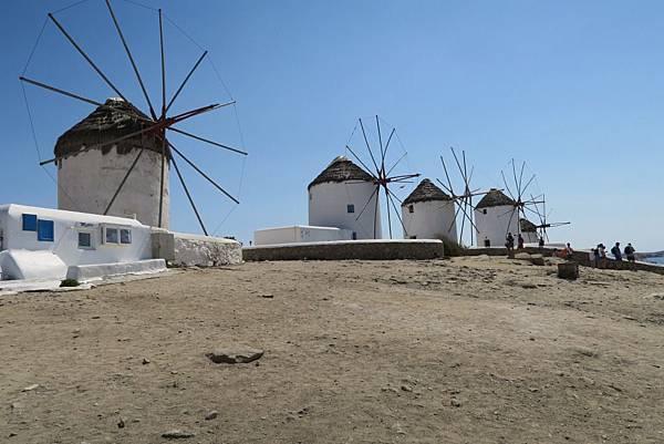 密克諾斯島-基克拉澤式風車 (3).JPG