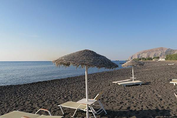 OCEANIS BEACH HOTEL飯店早晨 (6).JPG