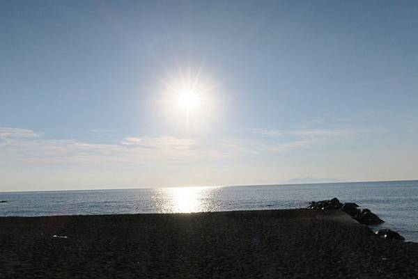 OCEANIS BEACH HOTEL飯店早晨 (7).JPG