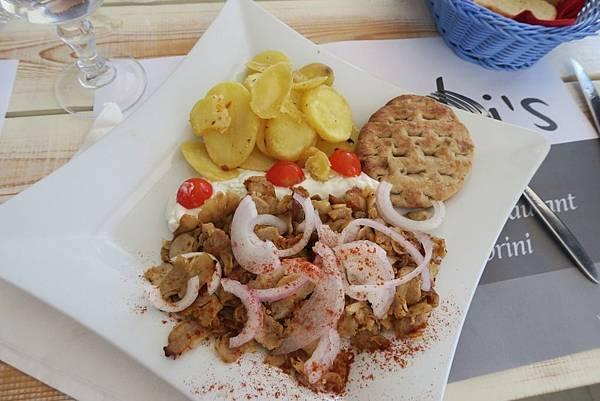 斐拉愛琴海餐廳午餐 (10).JPG