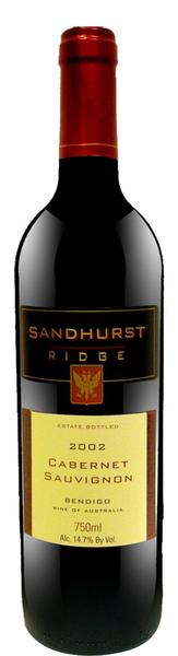 SANDHURST RIDGE cabernet sauvignon 2002(AU)_small.jpg