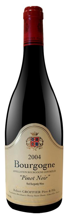 Bourgogne Rouge_Domaine Groffier 2004_small.jpg