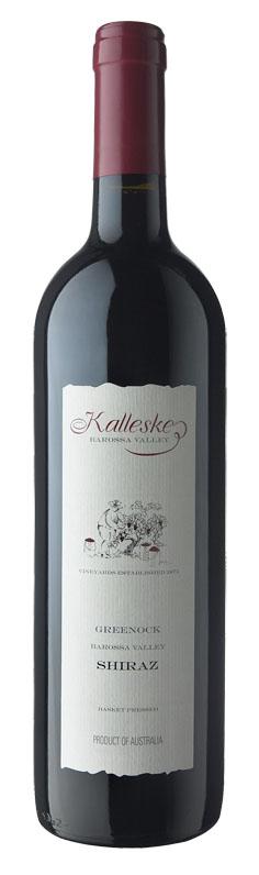 Kalleske Greenock Shiraz 2006_small