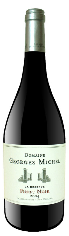 DOMAINE GEORGES MICHEL la reserve pinot noir 2004(NZ)_small.jpg