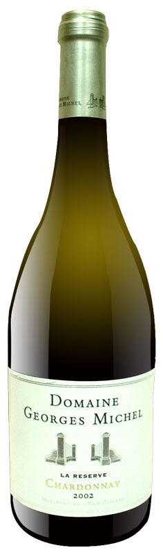 DOMAINE GEORGES MICHEL chardonnay  2002  La Reserve(NZ)_small.jpg