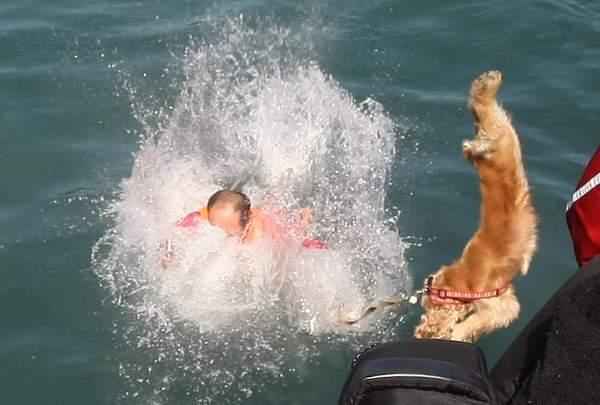 跳水淨身003